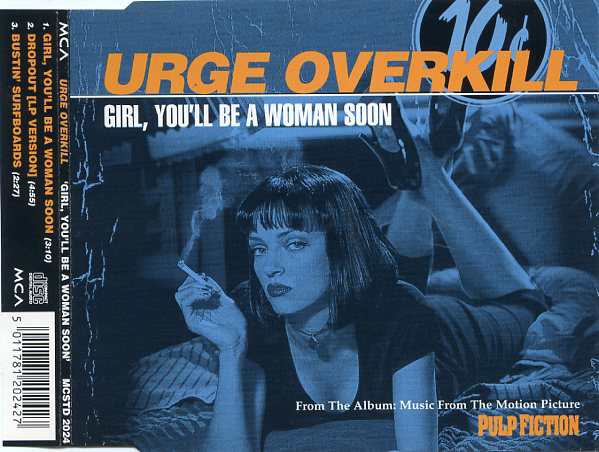 Urge overkill girl you will be a woman soon скачать бесплатно 320